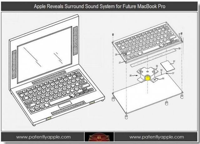 macbook-surround-sound Future MacBooks Could Be Even Thinner, Have Surround Sound