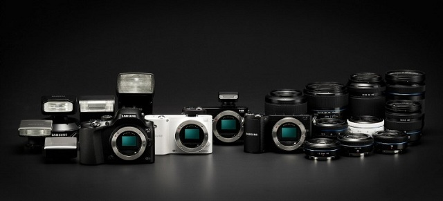 nx-wifi Samsung's New NX Series Mirrorless Cameras With Built-In Wi-Fi