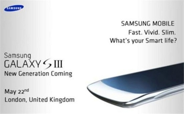 samsung-galaxy-s-III Samsung Galaxy S III May Arrive Next Month