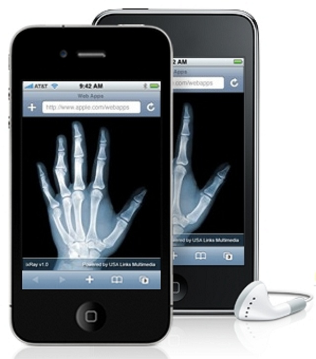 xray-vision-smartphones X-Ray Vision Smartphones Could Arrive In The Future