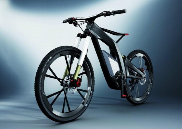 120514-audi1-640x452 2.3kW Carbon Fiber Electric Bike from Audi Boasts 'Wheelie Modes', WiFi