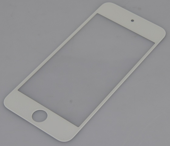 120523-iphone Leaked Front Panel Reveals iPhone 5 with 4-Inch+ Screen?