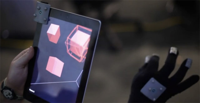 mit-minority-report MIT Students Create Minority Report-Style System Uses iPad