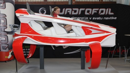 q1 25 mph All Electric Quadrofoil To Sell For Under $20,000