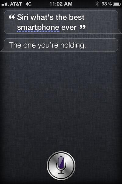 siri-120514 Siri Updated To Respond Witty Responses