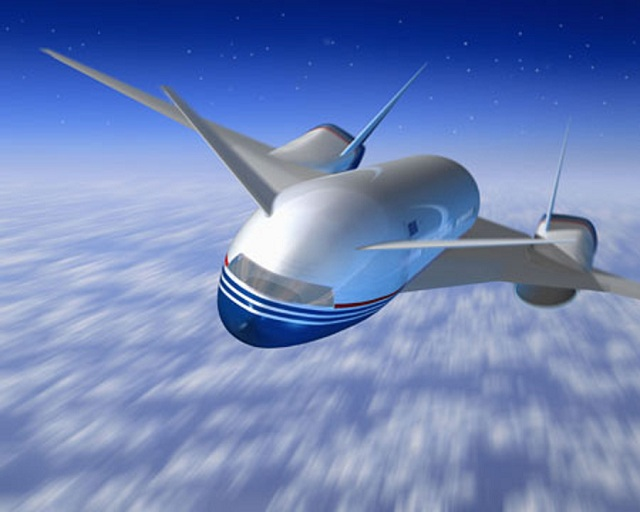 sonic-cruiser Boeing's Sonic Cruiser Is Back