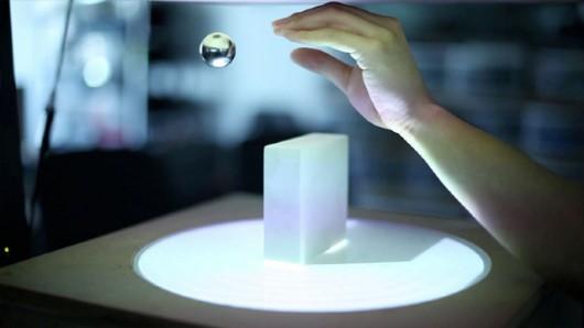 zeron ZeroN System Creates Anti-Gravity Zone Right Before Your Eyes