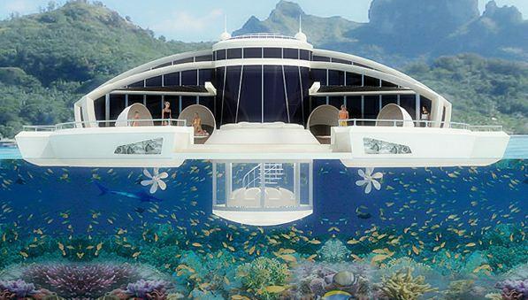 120601-solar2 The Solar-Powered Self-Sustaining Floating Island Resort Concept