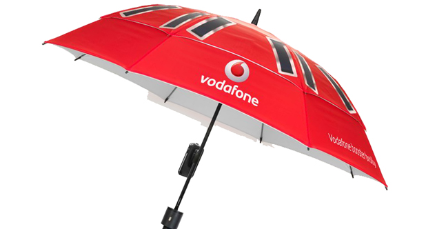 120614-vodabrolly1  Vodafone Booster Brolly for More Bars in More Places