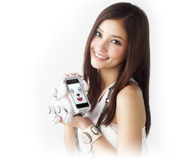 120619-smartpet1-640x544  iPhone-Powered SmartPet Robot Dog Wins Tokyo Toy Show