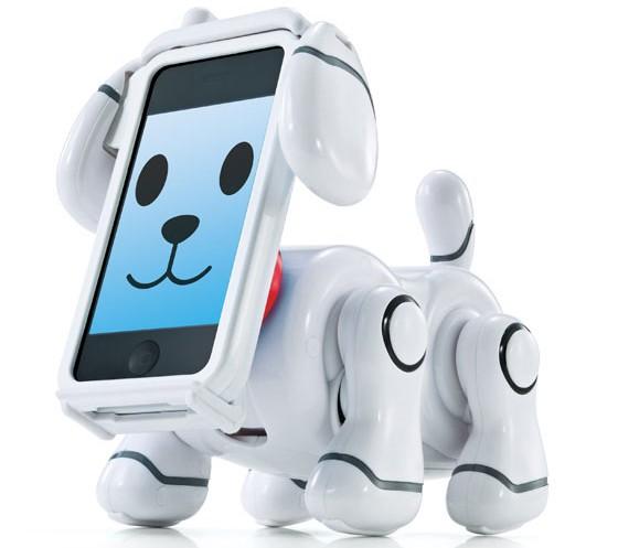 120619-smartpet2  iPhone-Powered SmartPet Robot Dog Wins Tokyo Toy Show
