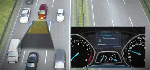 120626-ford  Ford Traffic Jam Assist Gets Us Closer to Automated Driving (Video)
