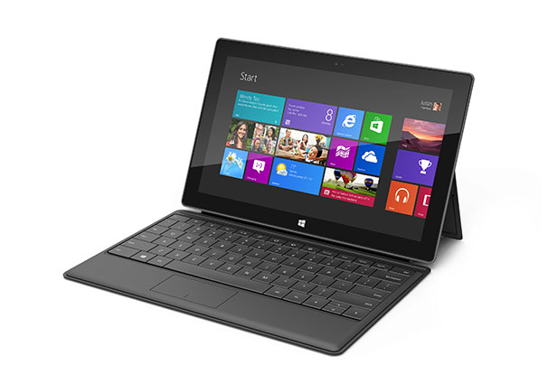 Surface Is Microsoft's Surface Tablet A MacBook Air And iPad Killer?