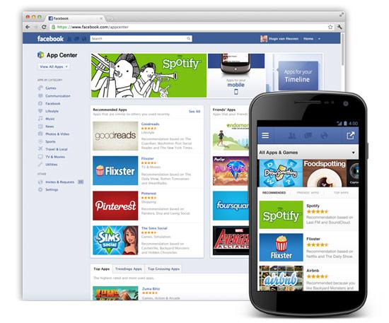 appc Facebook App Center Launches