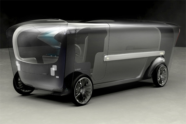 c4 Working On The Road With The CUBIE Concept Car