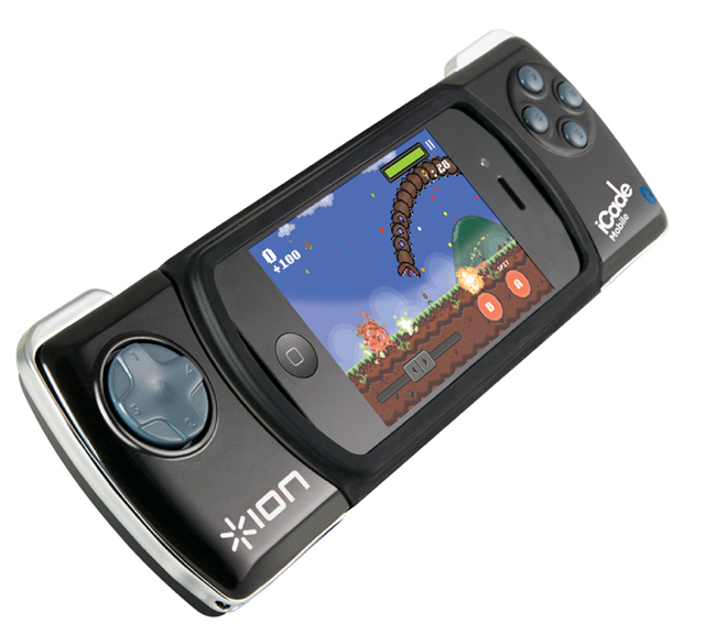 icade New iCade Mobile Gamepad Accessory Arrives For iPhone