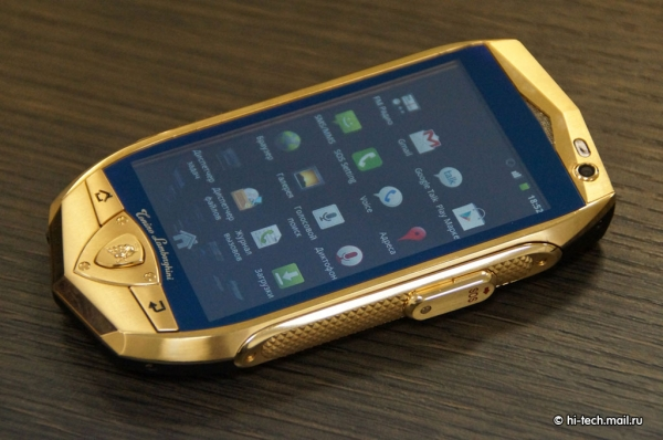 lphone3 Lamborghini Luxury Phones And A Tablet On Their Way To Russian Market