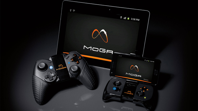 moga2 Game Changer? Power-A Bringing Out MOGA Controller System for Android Devices