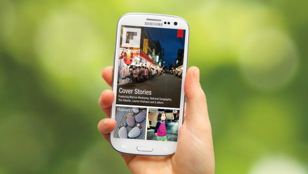 samflip Flipboard Arrives On Android