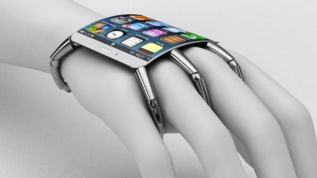 120710-spider Video: Apple iPhone 5 Spider Concept Claws onto your Hand