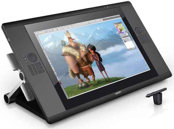 Cintiq 24hd Drawing Wacom's Cintiq 24hd