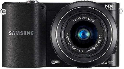 19-Samsung-NX1000  Samsung NX1000 Smart Wi-Fi Camera Goes On Sale