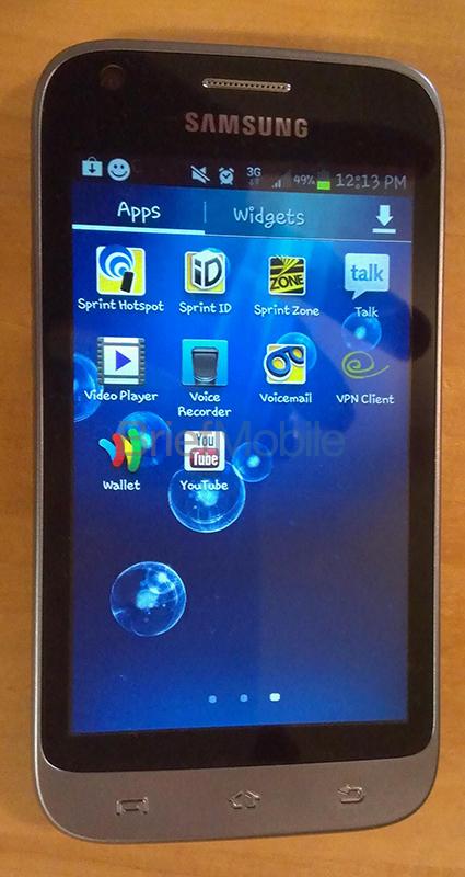Samsung_SPH_I300_Gogh Sprint SPH-L300 Spy Shots