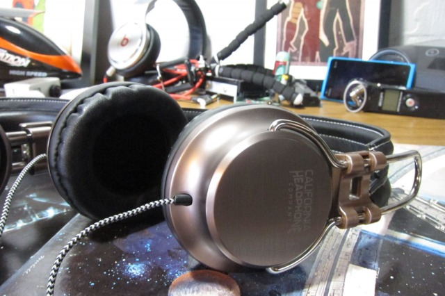 calhead California Headphones Provide Great Sound And Style In One Interesting Package
