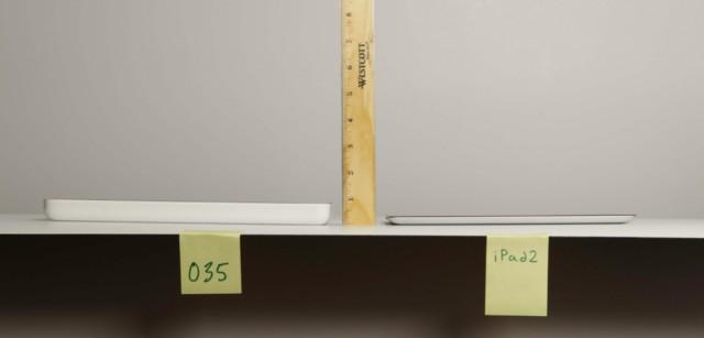 ipad2-640x307 Prototype iPad 035 Was One Massive Beast