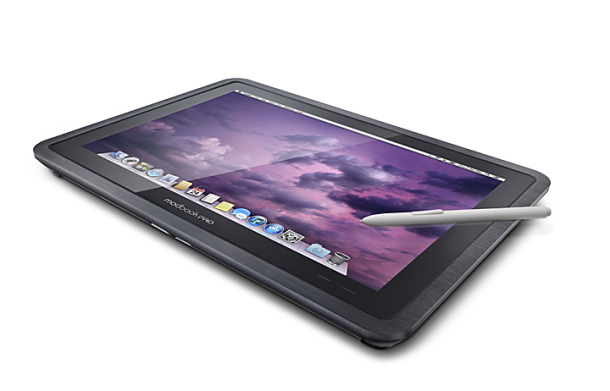 modbook1 ModBook Pro Offers All The Power Of OSX In A 13-Inch Tablet