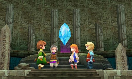 ouyaff Final Fantasy III Is On Its Way To Ouya