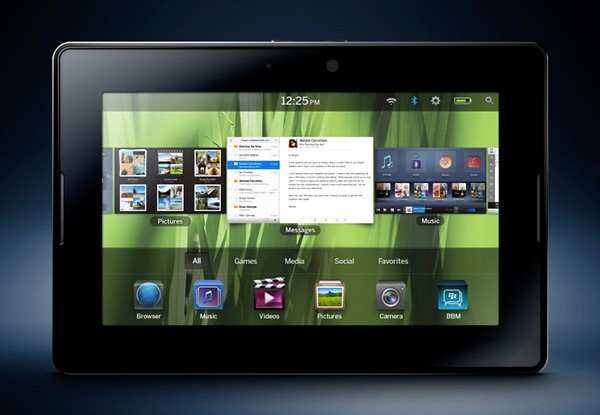 playbook RIM Finally Pushing Out A $550 4G LTE Playbook