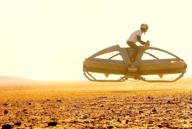 120821-aerofex-640x429 Flying Star Wars Speeder Bike Hovers Into Reality (Video)