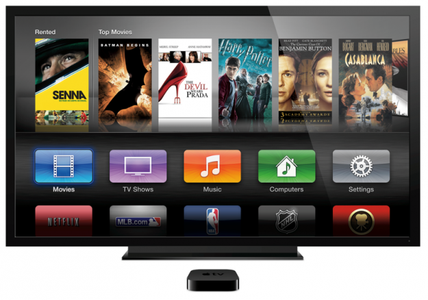 AppleTVbox Apple Planning a Cable Box, Begins Talks with Cable Providers