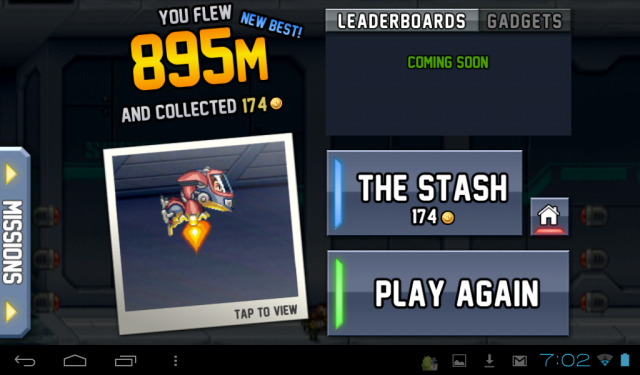 Screenshot_2012-08-23-07-02-51-640x375 App Review: Jetpack Joyride (Android & iOS)