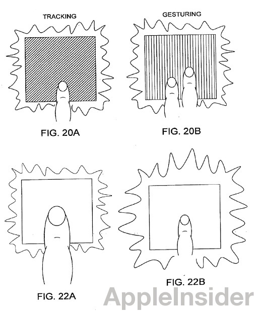 ap1 Patent Suggest Apple May Consider Illuminating Touchpads
