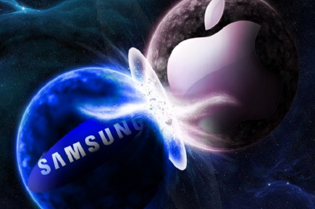 applesam Apple versus Samsung California Trial Ends, Apple Clearly the Winner