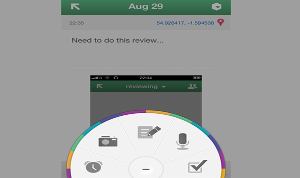 catchw App Review: Catch Notes for iOS