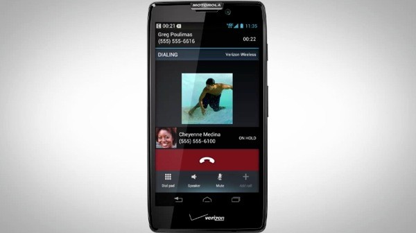 drazr Motorola Razr HD Guide Videos Leak To the Net