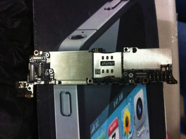 logic1-640x478 The new iPhone's Motherboard Leaked?