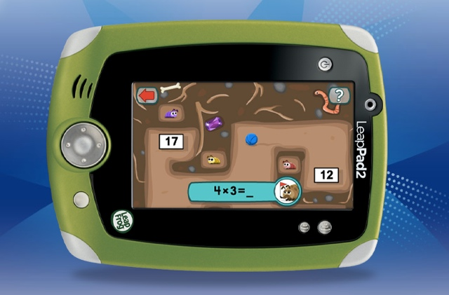 lp2 Your 3-9 Year Old Wants a Tablet? LeapPad 2 Might be a Good Starter Device
