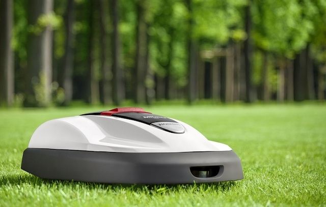miimo Stop Mowing Your Yard, Let Honda MiiMo do it for You