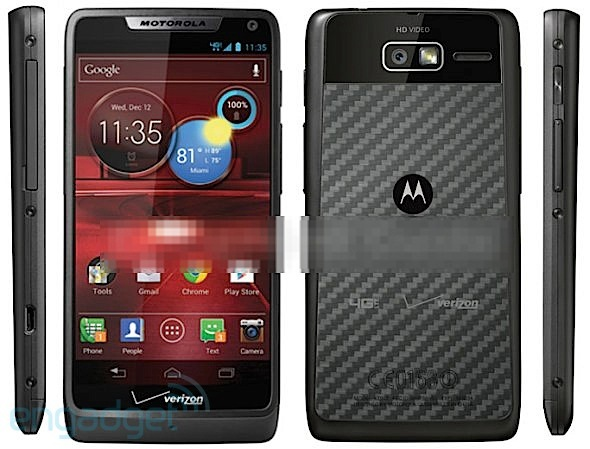 motoroladroidm Newest Member of the Droid Family Will Arrive as the Droid Razr M 4G LTE