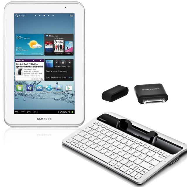 samsung_galaxy_tab2-640x640 $100 Off Samsung Galaxy Tab 2 plus Free Keyboard Dock