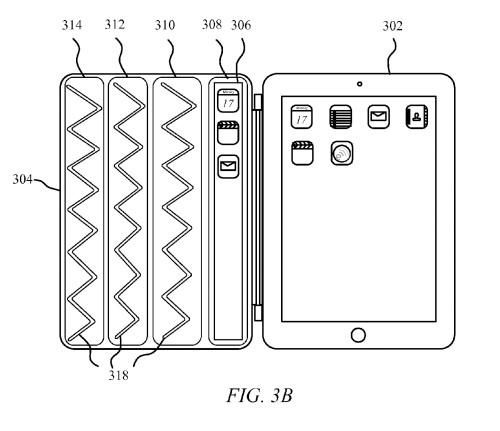 smartcover1 Apple Seeks Smart Cover Display Patent
