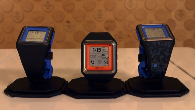 strata1-640x360 MetaWatch's Strata: The World's First iOS6-Compatible SmartWatch