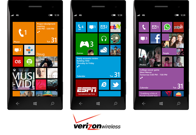 winver Verizon Wireless Rumored To Carry Windows Phone 8 Devices