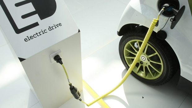 120913-electric Over 450 Electric Car Charging Stations to Be Installed by BC Government