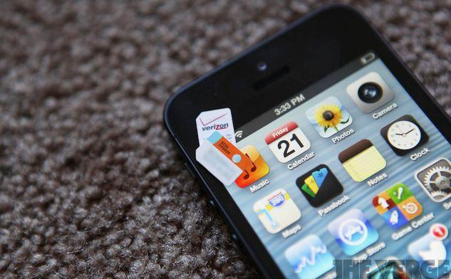 120921-iphone No Jailbreak Needed: Verizon iPhone 5 Ships Factory Unlocked for GSM Carriers