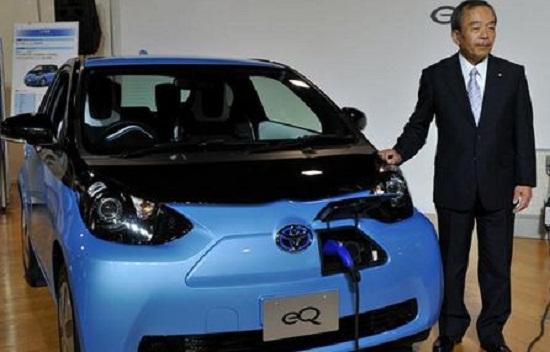 120924-toyota Toyota Shrinks EV Plans, Focuses on Hybrids Instead